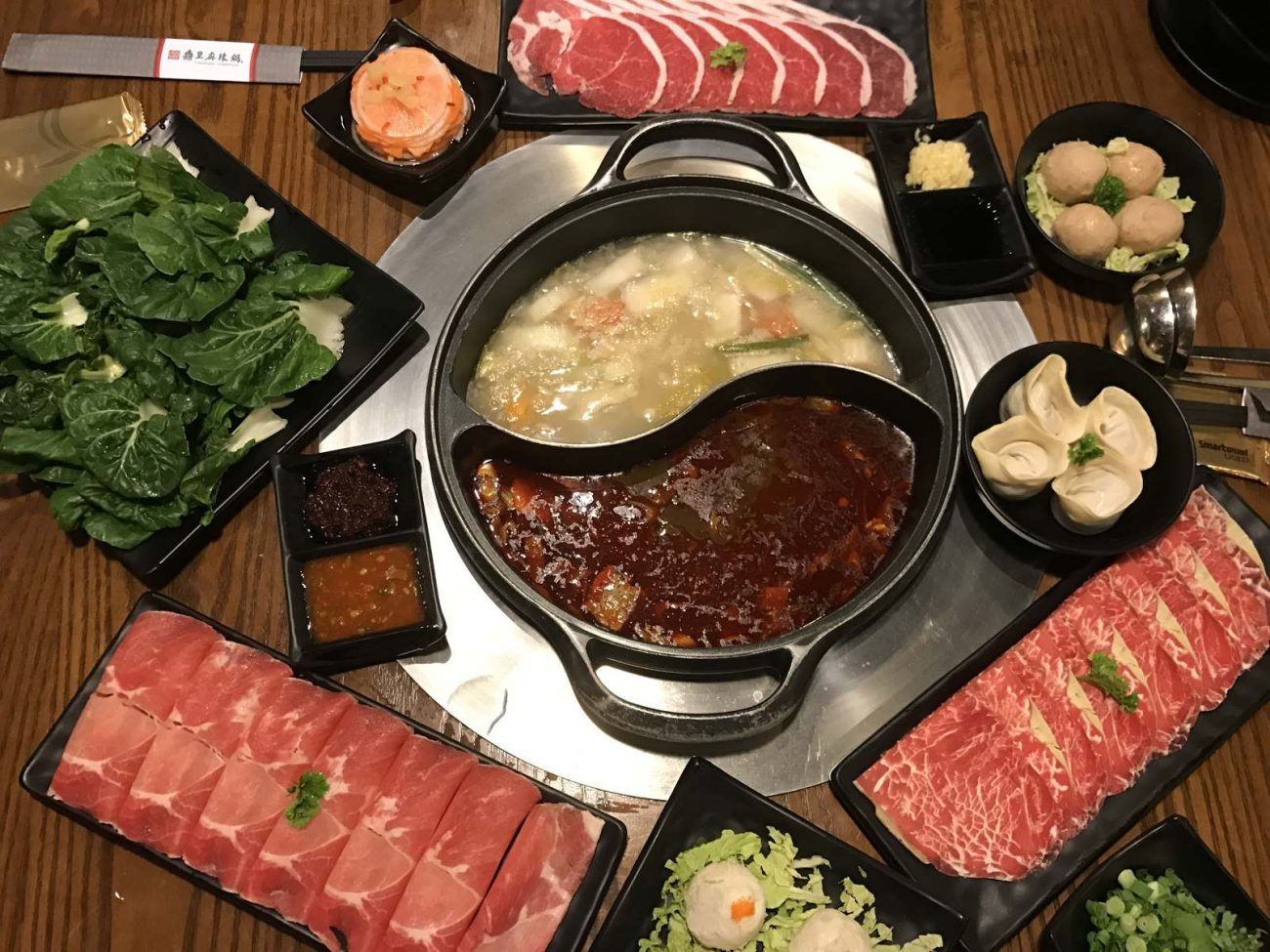 Must Try* Taiwanese Exquisite Mala Hot Pot @ Ding Emperor